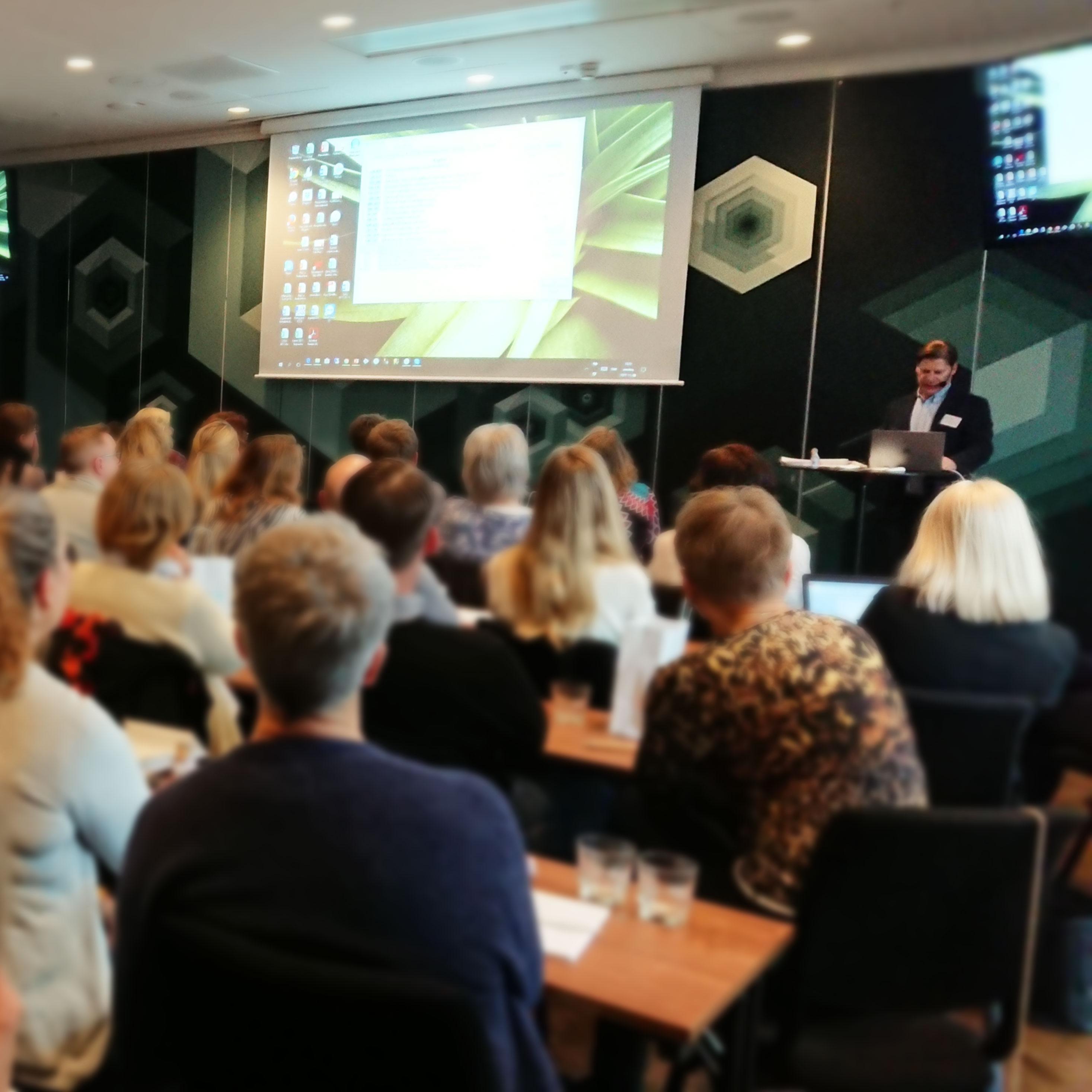 PasIva Årskonferens 2017