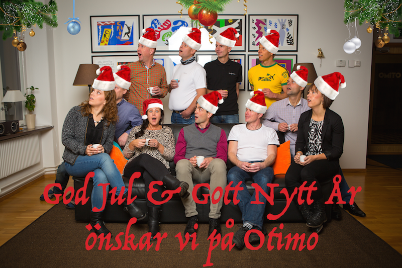 God Jul & Gott Nytt År