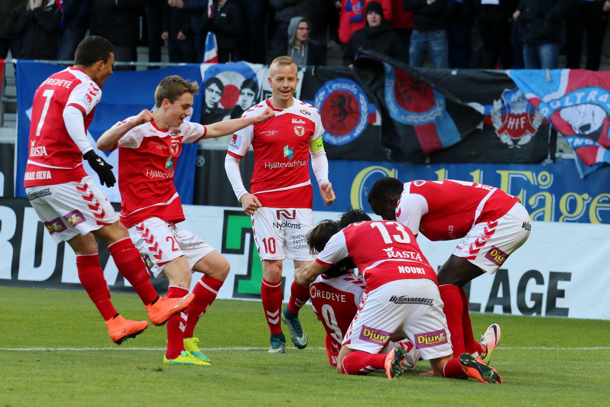 Vi är stolta sponsorer till Kalmar FF